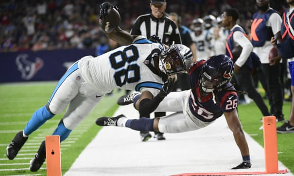 Sam Darnold's Carolina Panthers move to 3-0 with Thursday win over Texans